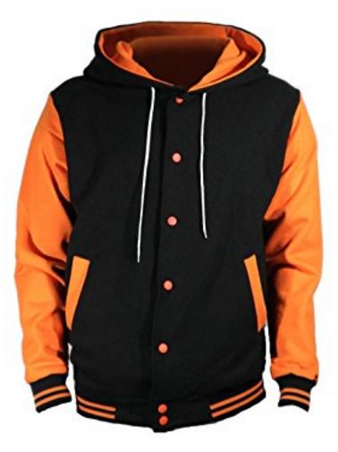 cotton lettterman jackets