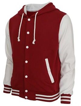 BCPOLO Hoodie Baseball Jacket Varsity Baseball Jacket Cotton Letterman jacket1