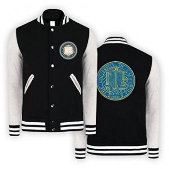 University of California Youth Baseball Varsity Jacket Unisex